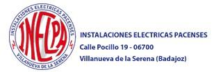 Inelpa, Instalaciones Eléctricas
